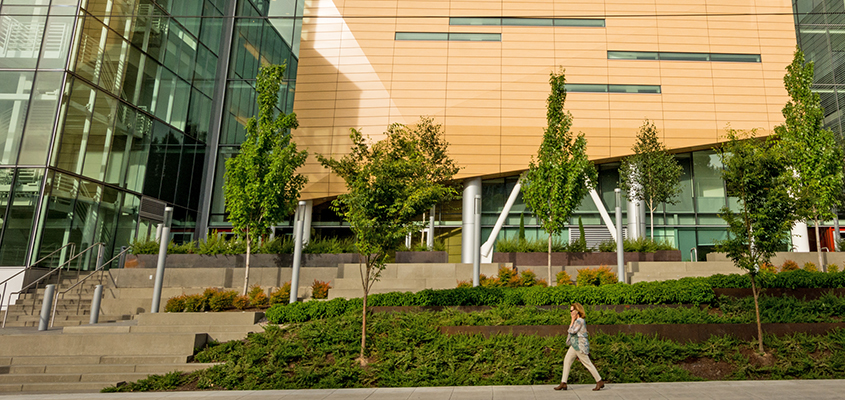 Collaborative Life Sciences Building and Skourtes Tower