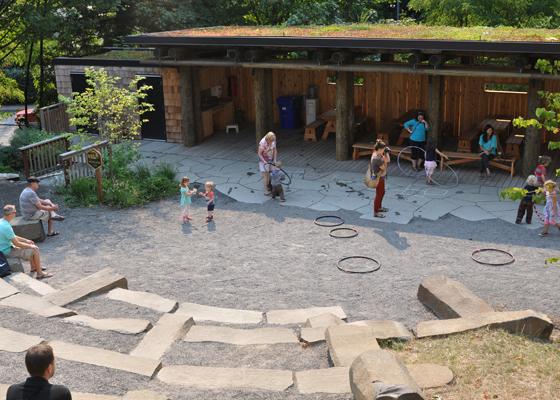 Outdoor Adventure - Amphetheater