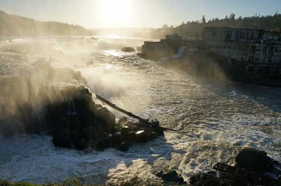 Willamette Falls Riverwalk MayerReed