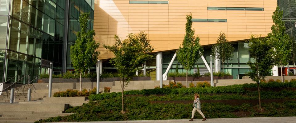 Robertson Collaborative Life Sciences Building & Skourtes Tower