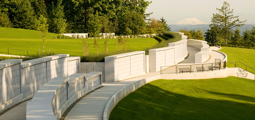 Willamette National Cemetery - Mayer/Reed